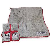 Atlanta United Frosty Fleece Blanket