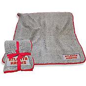 Atlanta Hawks Frosty Fleece Blanket