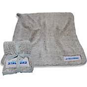 Logo Salt Lake Stallions Frosty Fleece Blanket