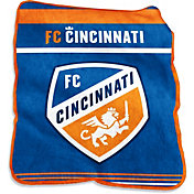 FC Cincinnati Gameday Throw Blanket