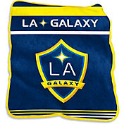 Los Angeles Galaxy Gameday Throw Blanket
