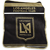 Los Angeles FC Gameday Throw Blanket