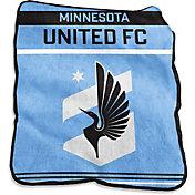 Minnesota United FC Gameday Throw Blanket