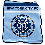New York City FC Gameday Throw Blanket