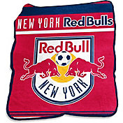 New York Red Bulls Gameday Throw Blanket