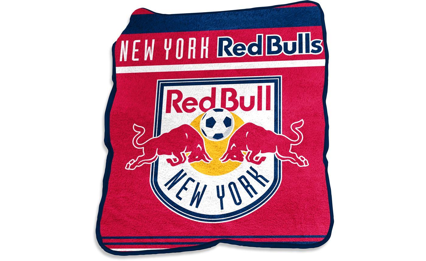 New York Red Bulls Gameday Throw Blanket
