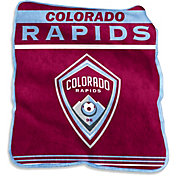 Colorado Rapids Gameday Throw Blanket