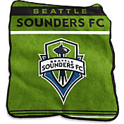 Seattle Sounders Gameday Throw Blanket