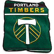 Portland Timbers Gameday Throw Blanket