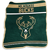 Milwaukee Bucks Game Day Throw Blanket