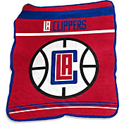 Los Angeles Clippers Game Day Throw Blanket