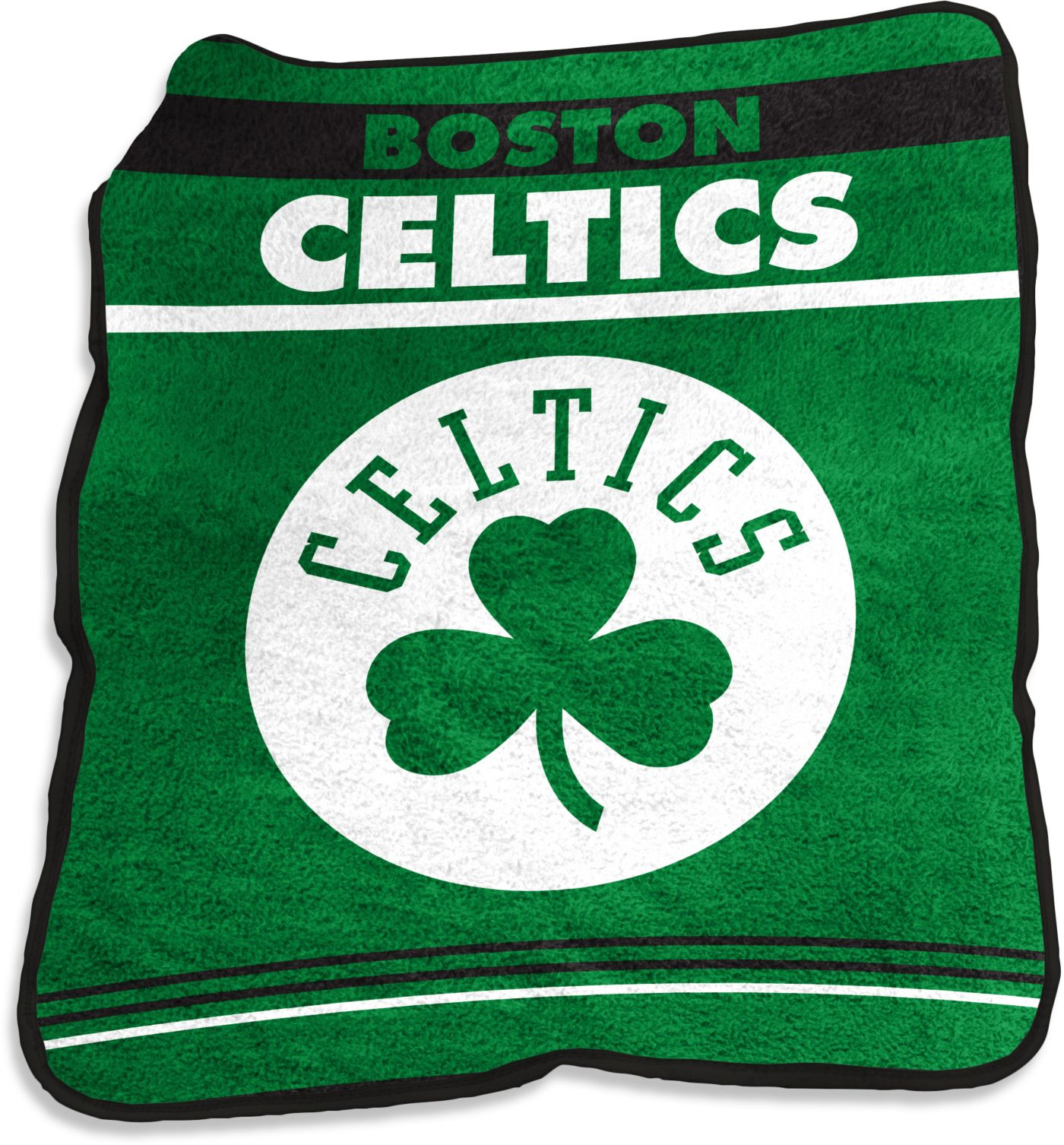Boston Celtics Game Day Throw Blanket