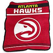 Atlanta Hawks Game Day Throw Blanket