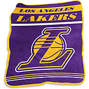 Los Angeles Lakers Game Day Throw Blanket