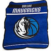 Dallas Mavericks Game Day Throw Blanket