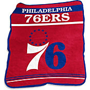 Philadelphia 76ers Game Day Throw Blanket