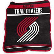 Portland Trail Blazers Game Day Throw Blanket