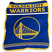 Golden State Warriors Game Day Throw Blanket