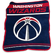 Washington Wizards Game Day Throw Blanket