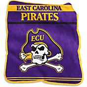 East Carolina Pirates Game Day Throw Blanket