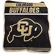 Colorado Buffaloes Game Day Throw Blanket