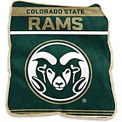 Colorado State Rams Game Day Throw Blanket