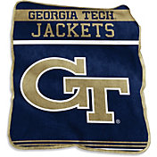 Georgia Tech Yellow Jackets Game Day Throw Blanket