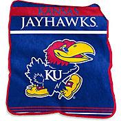 Kansas Jayhawks Game Day Throw Blanket