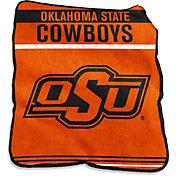 Oklahoma State Cowboys Game Day Throw Blanket