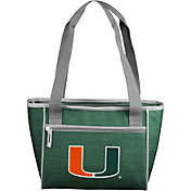 Miami Hurricanes 16 Can Cooler