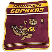 Minnesota Golden Gophers Game Day Throw Blanket