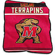 Maryland Terrapins Game Day Throw Blanket