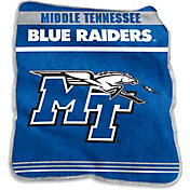 Middle Tennessee State Blue Raiders Game Day Throw Blanket