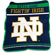 Notre Dame Fighting Irish Game Day Throw Blanket