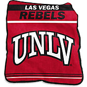UNLV Rebels Game Day Throw Blanket