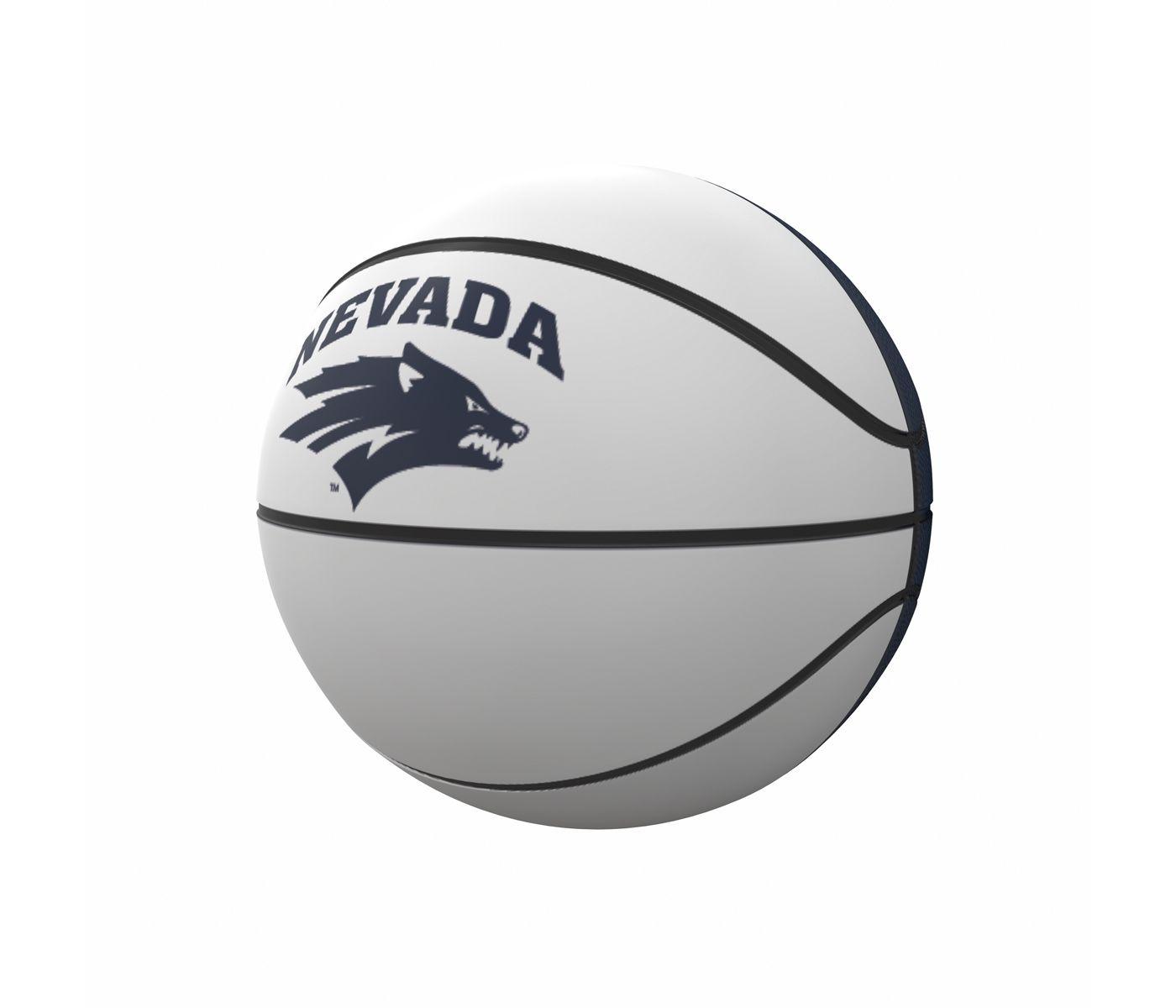 Nevada Wolf Pack Mini Autograph Basketball