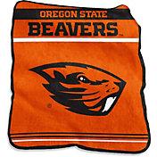 Oregon State Beavers Game Day Throw Blanket