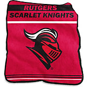 Rutgers Scarlet Knights Game Day Throw Blanket