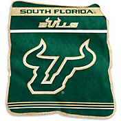 South Florida Bulls Game Day Throw Blanket