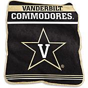 Vanderbilt Commodores Game Day Throw Blanket