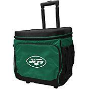 Logo New York Jets Rolling Cooler