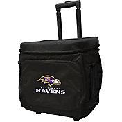 Baltimore Ravens Rolling Cooler