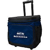 Logo Seattle Seahawks Rolling Cooler
