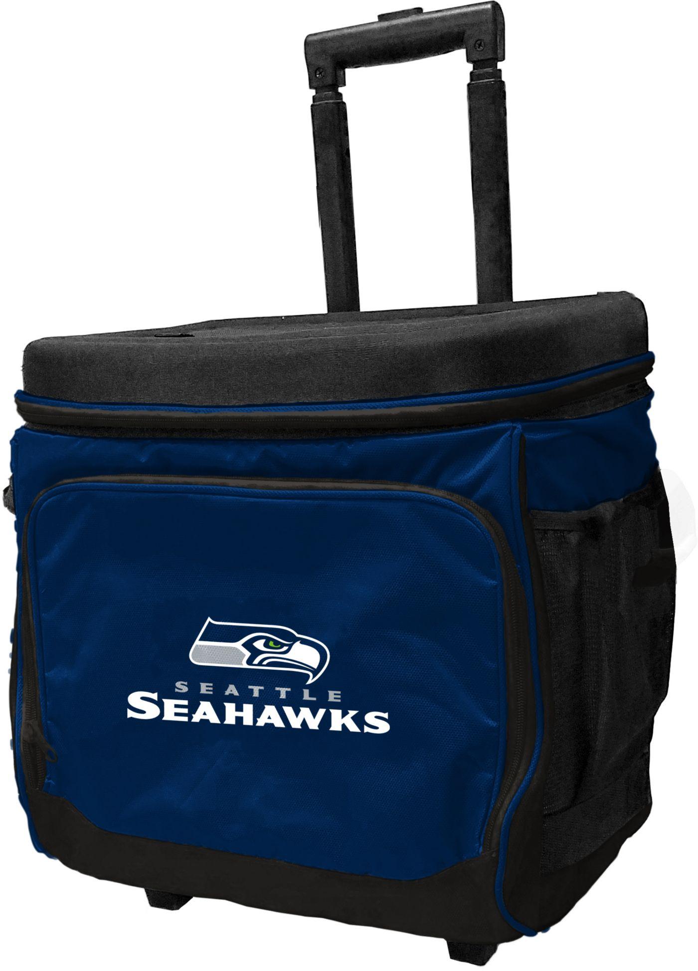 Seattle Seahawks Rolling Cooler