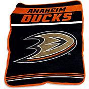 Anaheim Ducks Game Day Throw Blanket