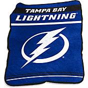 Tampa Bay Lightning Game Day Throw Blanket