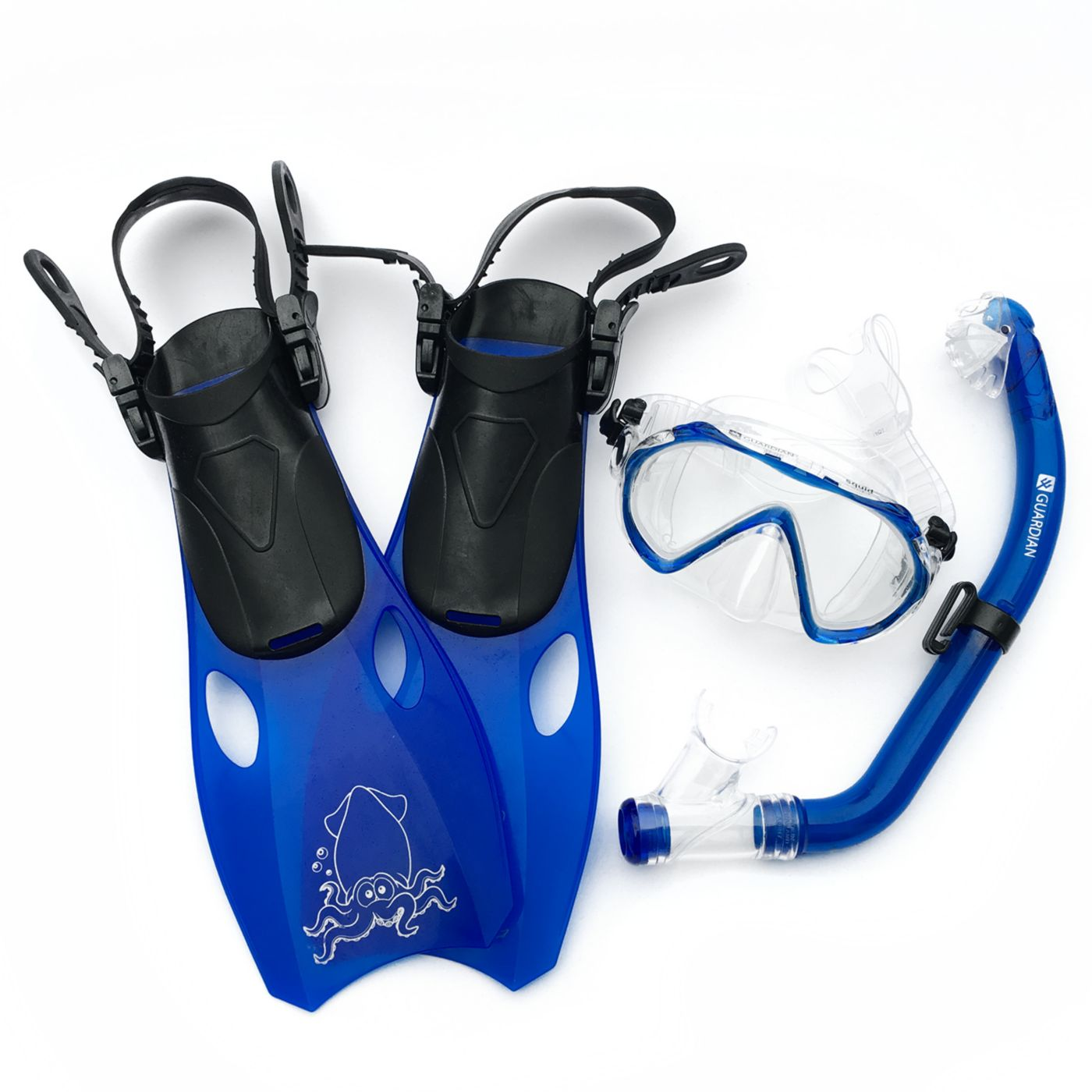 Guardian Squid Youth Snorkeling Set