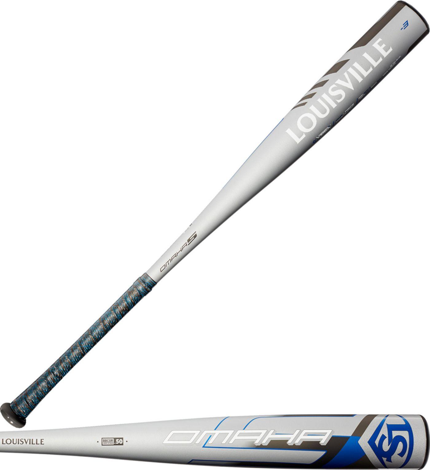 Louisville Slugger Omaha BBCOR Bat 2020 (-3)