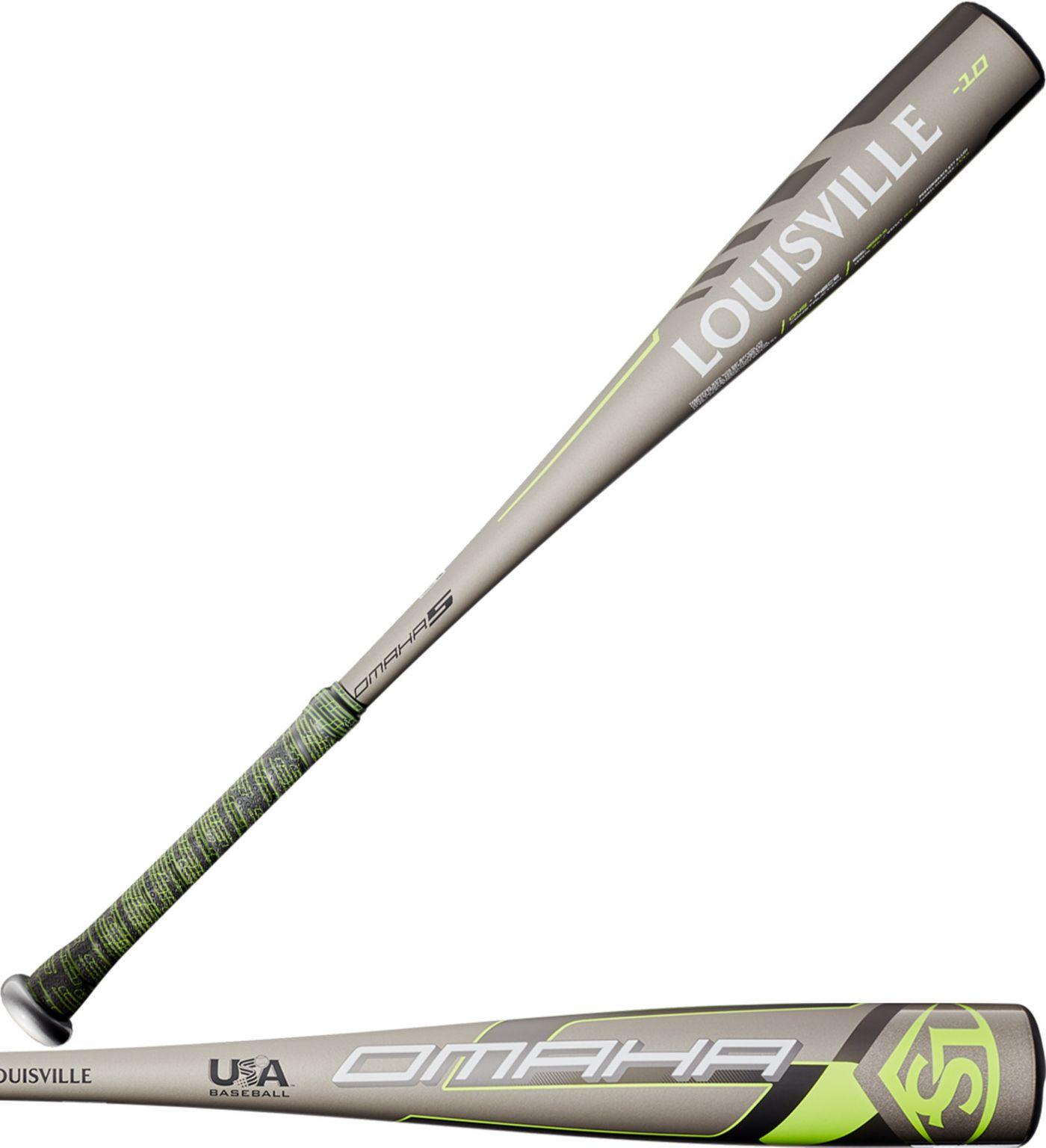 Louisville Slugger Omaha USA Youth Bat 2020 (-10)