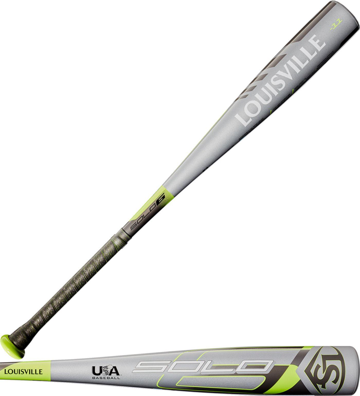 Louisville Slugger Solo USA Youth Bat 2020 (-11)
